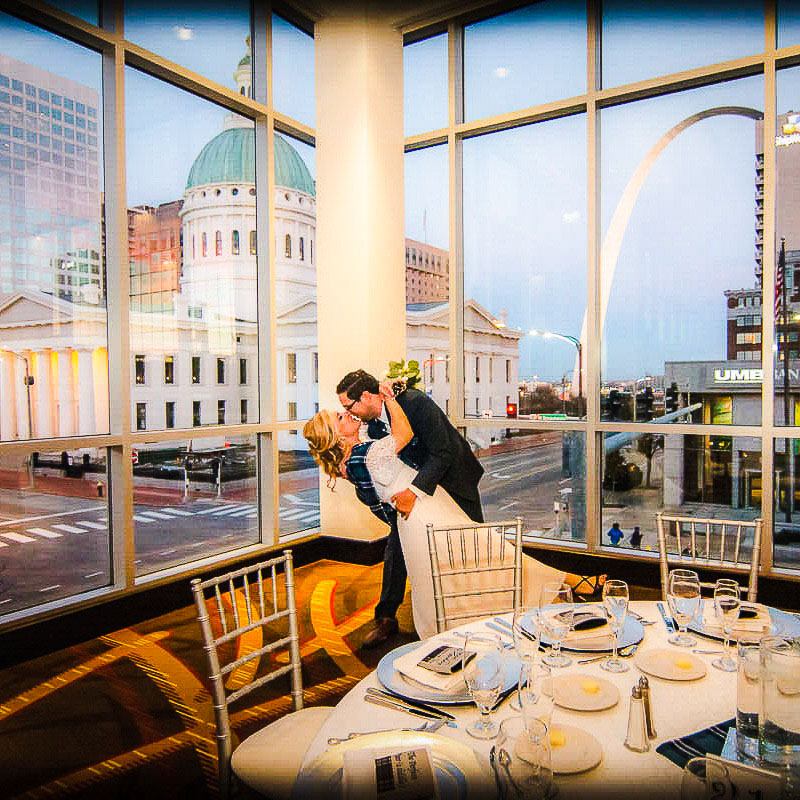 Link to Greater St Louis area Wedding Photographers gallery: Ariana and Zach