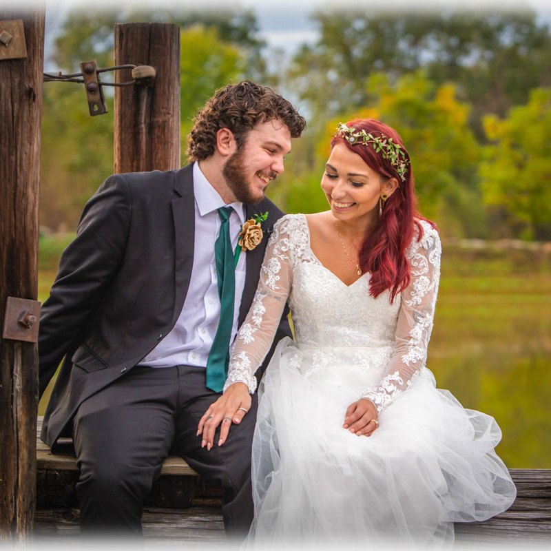 Link to Greater St Louis area Wedding Photographers gallery: Nicole and Christian