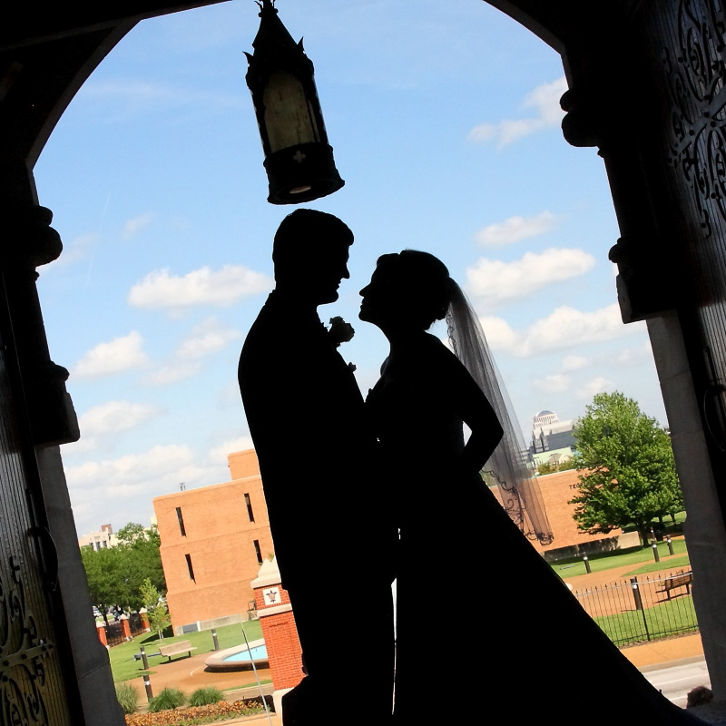 Link to Greater St Louis area Wedding Photographers gallery: Sarah and Kurt